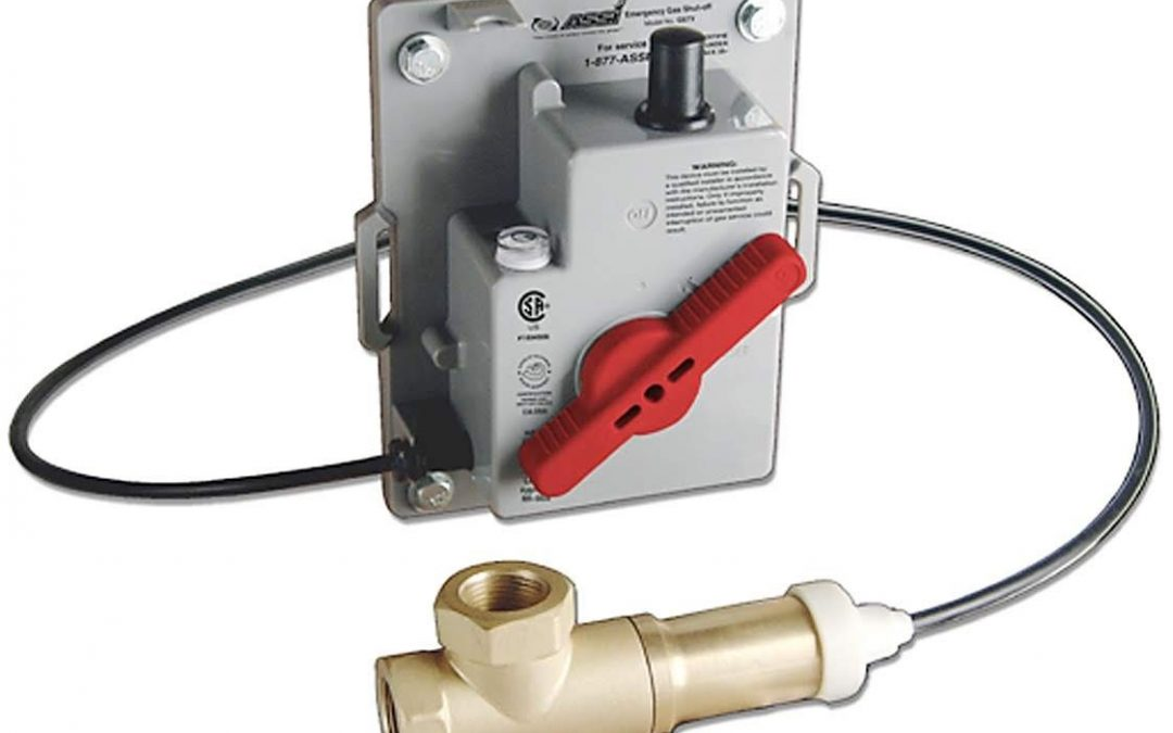 What Is An Earthquake Shut Off Valve And Why Is It Important For LA Homes and Buildings